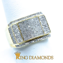 Diamonds Round Micro Pavae